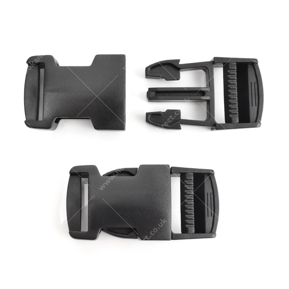Black Side / Quick Release Buckles